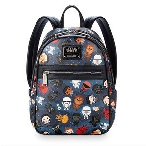 Star Wars The Rise of Skywalker Backpack Loungefly